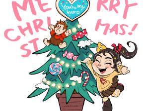 ヴァネロペクリスマス